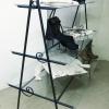meble dla sklepu: gondola piramida