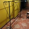 Meble dla sklepu: Gondola dwustronna z półką