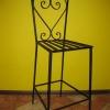 """Meble dla sklepu: Krzesło wysokie """"gotic"""""""