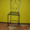 """Meble dla sklepu: Krzesło wysokie """"gotic 2"""""""