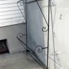 Meble dla sklepu: wieszak piętrowy mocowany podwójny