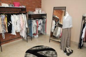 meble sklepowe - przykładowy sklep